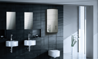 DEVA MIRROR bath heater